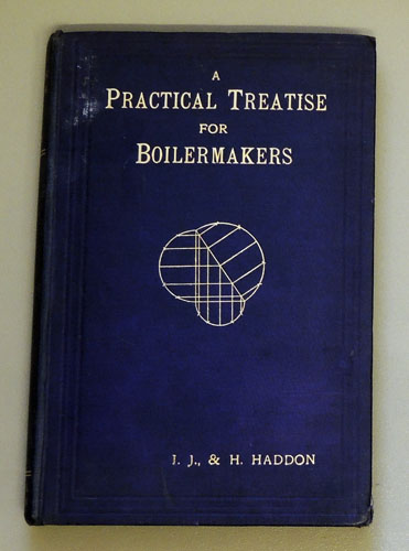 Image for A Practical Treatise for Boilermakers
