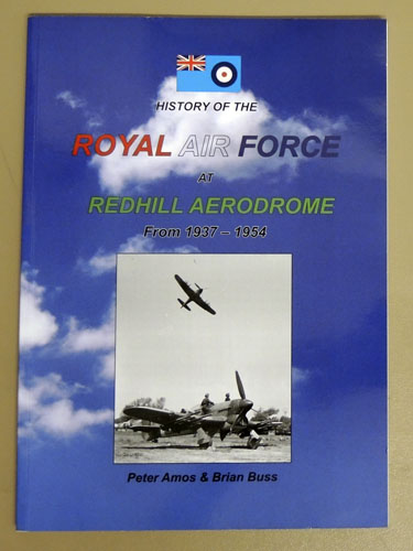 Image for History of the Royal Air Force at Redhill Aerodrome from 1937 - 1954