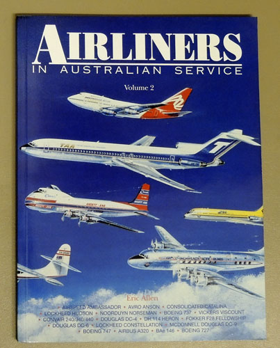 Image for Airliners in Australian Service - Volume 2