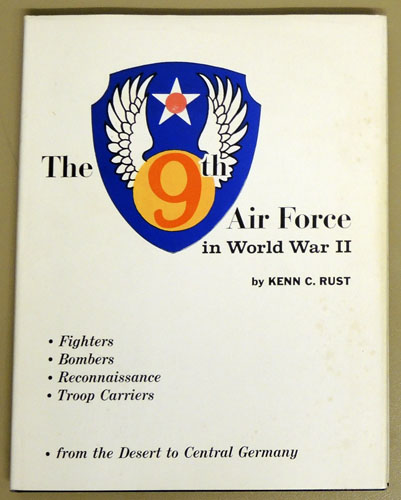 Image for The 9th (Ninth) Air Force in World War II