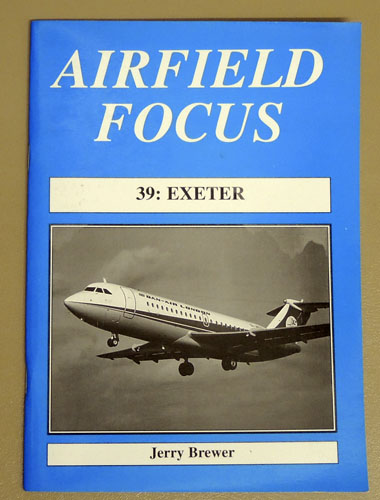 Image for Airfield Focus 39: Exeter