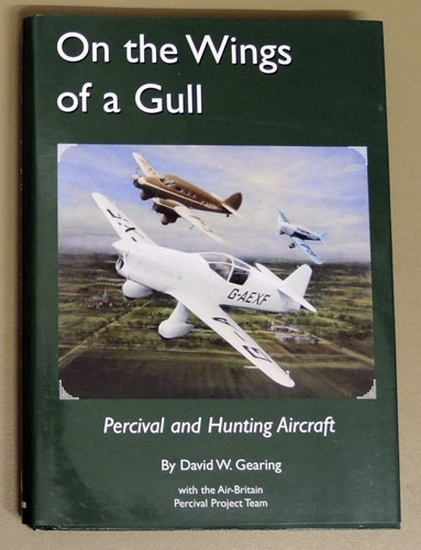 Image for On the Wings of a Gull: Percival and Hunting Aircraft