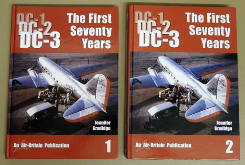 Image for The Douglas DC-1 / DC-2 / DC-3: The First Seventy Years. Volumes 1 & 2 (2 Volume Set)