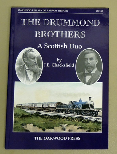 Image for Oakwood Library of Railway History OL133: The Drummond Brothers. A Scottish Duo