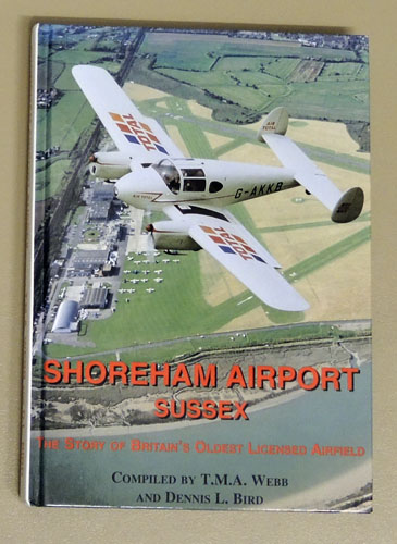 Image for Shoreham Airport, Sussex: The Story of Britain's Oldest Licensed Airfield