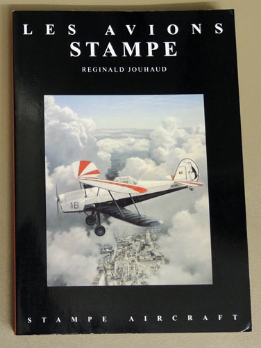 Image for Les Avions Stampe (Stampe Aircraft)