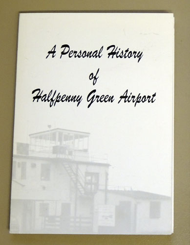 Image for A Personal History of Halfpenny Green Airport