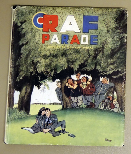 Image for RAF Parade: An Anthology of RAF Humour