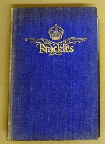 Image for Brackles: Memoirs of a Pioneer of Civil Aviation