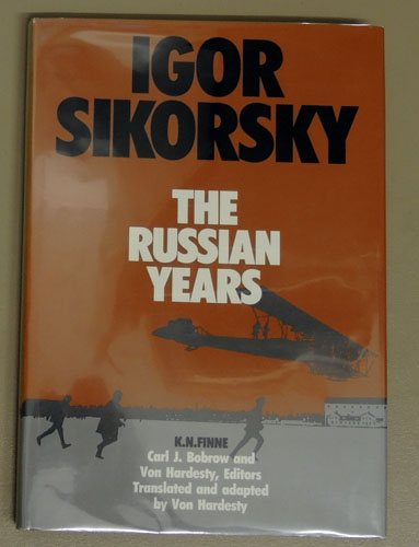 Image for Igor Sikorsky: The Russian Years