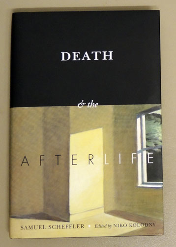 Image for Death and the Afterlife (The Berkeley Tanner Lectures)