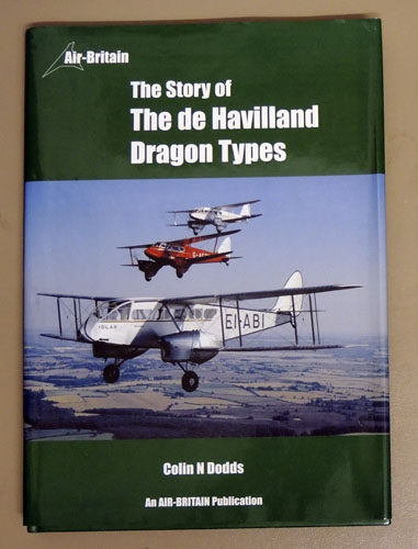 Image for The Story of the De Havilland Dragon Types