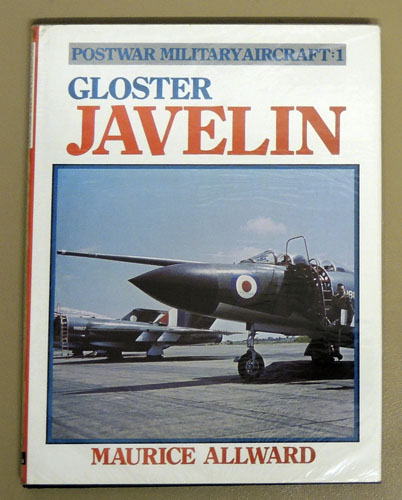 Image for Postwar Military Aircraft 1: Gloster Javelin