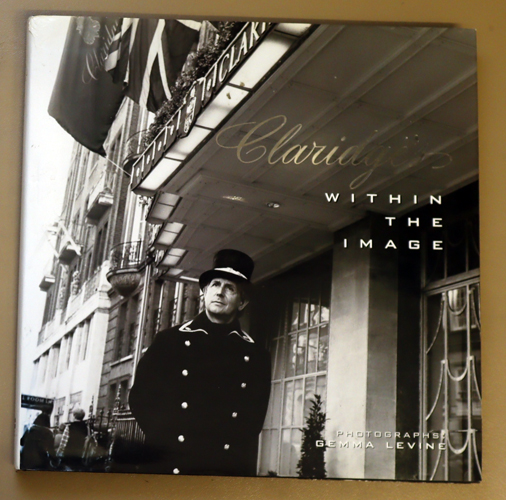 Image for Claridge's: Within the Image
