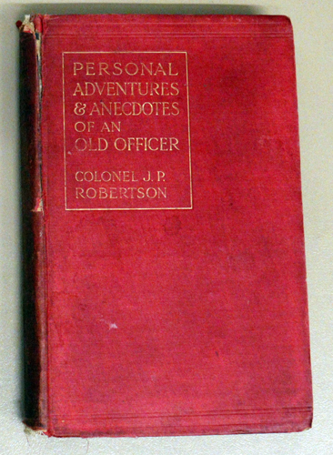 Image for Personal Adventures and Anecdotes of an Old Officer