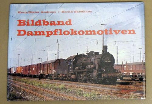 Image for Bildband Dampflokomotiven