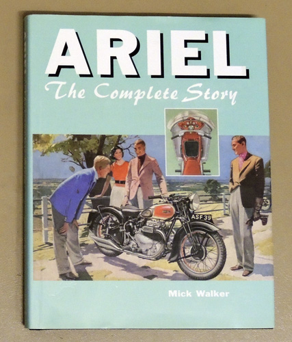 Image for Ariel: The Complete Story (Crowood MotoClassic Series)
