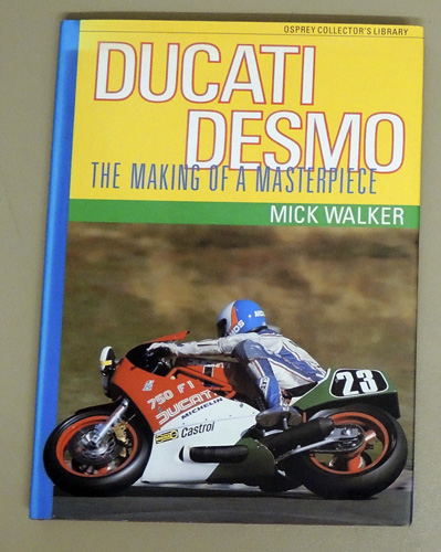 Image for Ducati Desmo: The Making of a Masterpiece