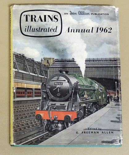 Image for Trains Illustrated Annual 1962