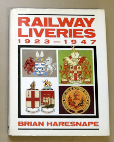 Image for Railway Liveries 1923 - 1947
