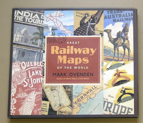 Image for Great Railway Maps of the World