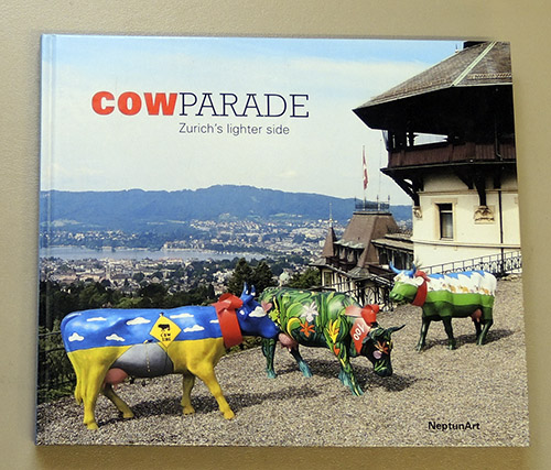 Image for CowParade: Zurich's Lighter Side