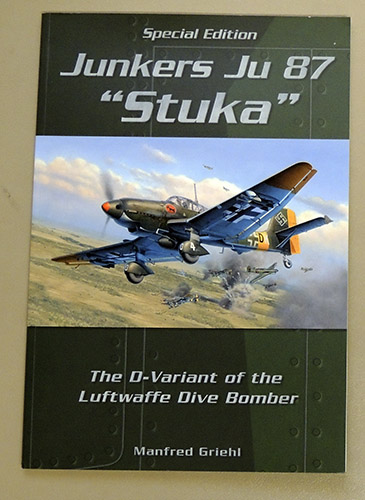 Image for Junkers Ju 87 'Stuka' - Part 2 Special Edition: - The D-Variant of the Luftwaffe Dive Bomber