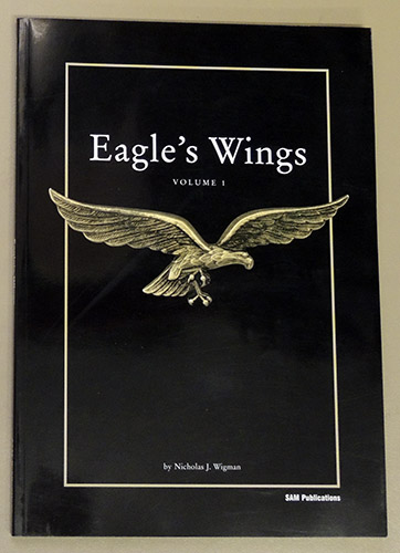 Image for Eagles Wings: Volume 1. Modelling the Aircraft of the Luftwaffe in 1/48th Scale