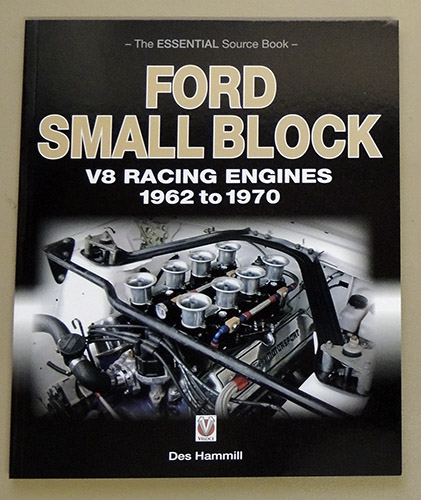 Image for Ford Small Block V8 Racing Engines 1962-1970 (Essential Source Book Series)