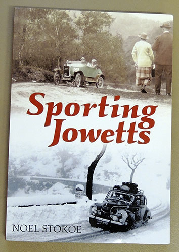 Image for Sporting Jowetts