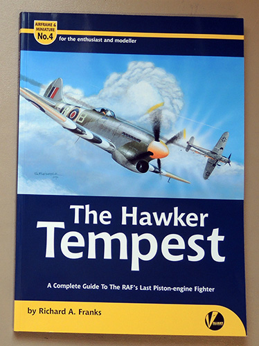 Image for Airframe & Miniature No.4: The Hawker Tempest: A Complete Guide to the RAF's Last Piston Engine Fighter