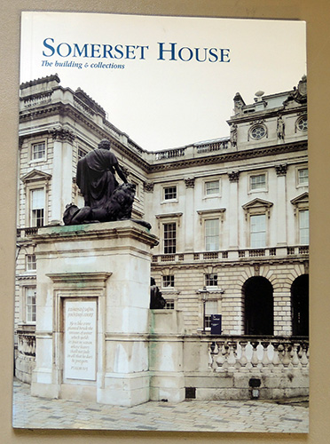 Image for The British Art Journal Volume II No. 2. Winter 2000/2001. Somerset House: The Buildings & Collections.