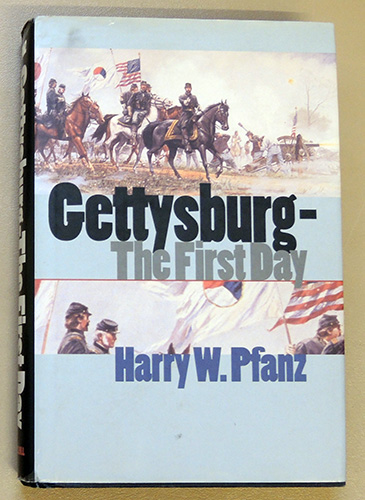 Image for Gettysburg--The First Day