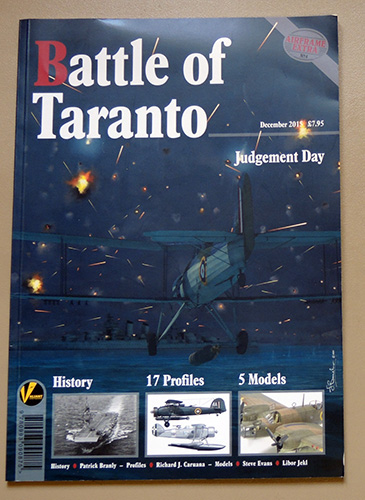 Image for Airframe Extra No.4 - December 2015: The Battle of Taranto: Judgement Day