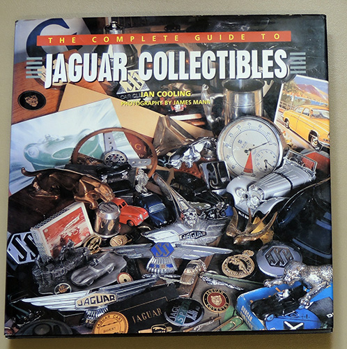 Image for The Complete Guide to Jaguar Collectibles