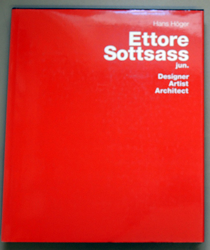 Image for Ettore Sottsass, Jun.: Designer, Artist, Architect