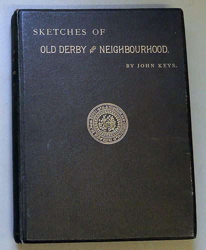 Image for Sketches of Old Derby and Neighbourhood