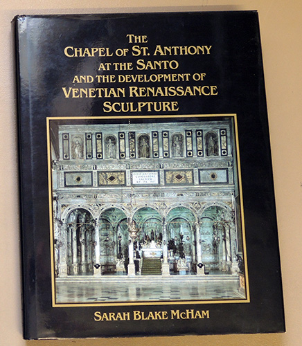 Image for The Chapel of St. Anthony at the Santo and the Development of Venetian Renaissance Sculpture