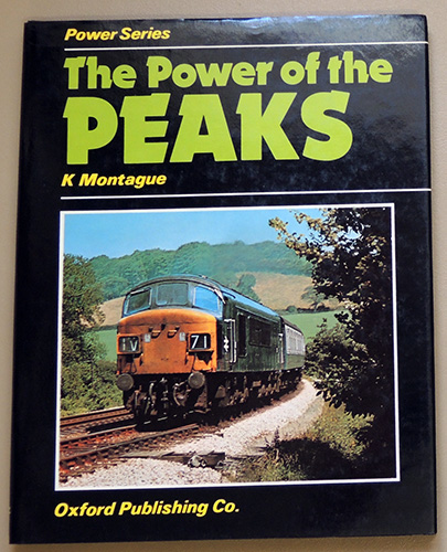 Image for Power Series: The Power of the Peaks