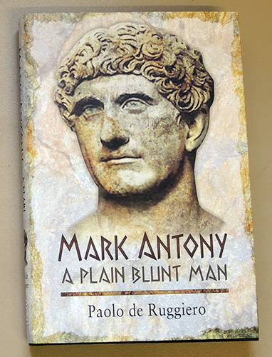 Image for Mark Antony: A Plain Blunt Man