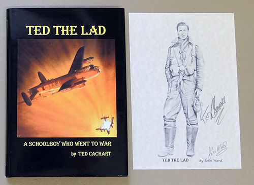 Image for Ted the Lad: A Schoolboy Who Went to War
