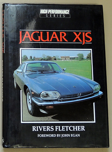 Image for High Performance Series: Jaguar XJS
