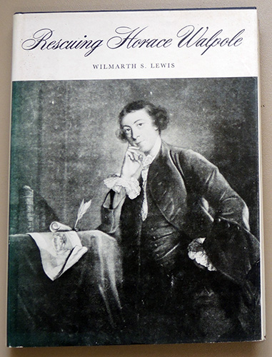 Image for Rescuing Horace Walpole