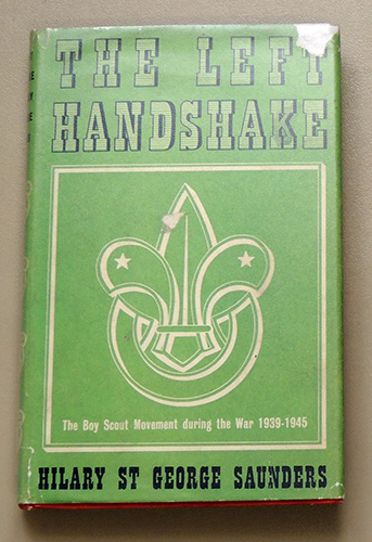 Image for The Left Handshake: The Boy Scout Movement During the War 1939 - 1945