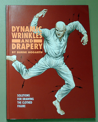 Image for Dynamic Wrinkles and Drapery: Solutions for Drawing the Clothed Figure