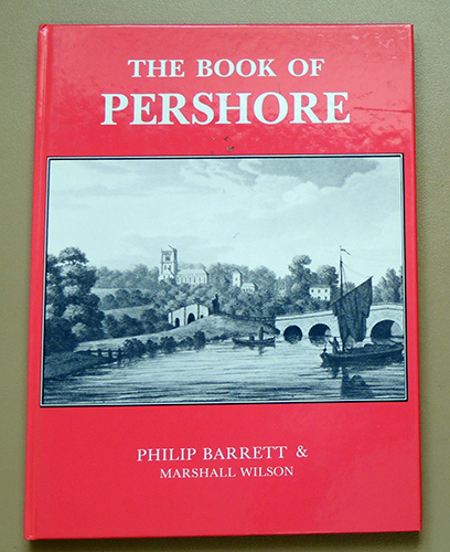Image for The Book of Pershore