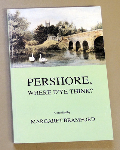Image for Pershore, Where D'Ye Think!