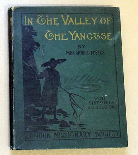 Image for In the Valley of the Yangtse