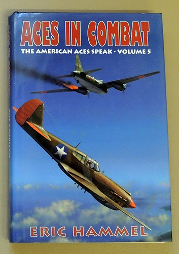 Image for Aces in Combat: The American Aces Speak Volume 5  (V, Five)