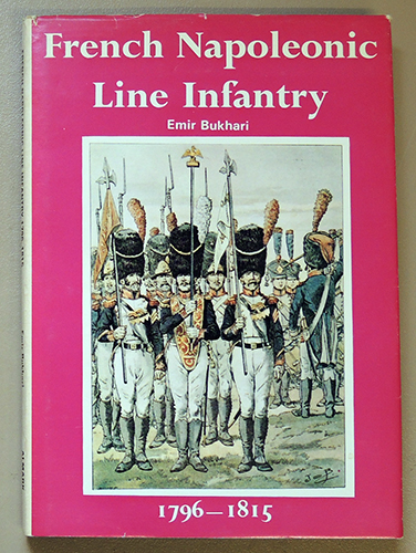 Image for French Napoleonic Line Infantry 1796 - 1815